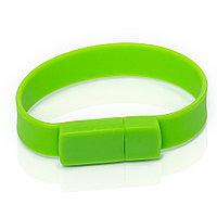 Флешка S001 (зеленый) с чипом 32 гб