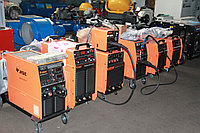 Инверторный полуавтомат MIG 500 (J8110)+ММА