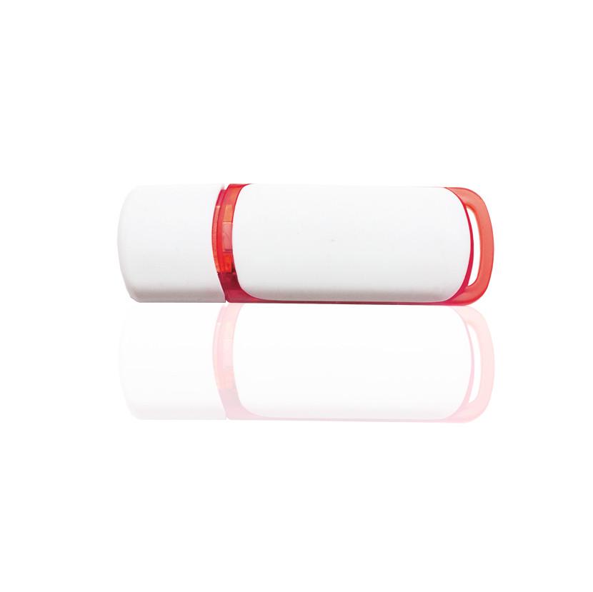 Флешка PL049 (красный) с чипом 8 гб