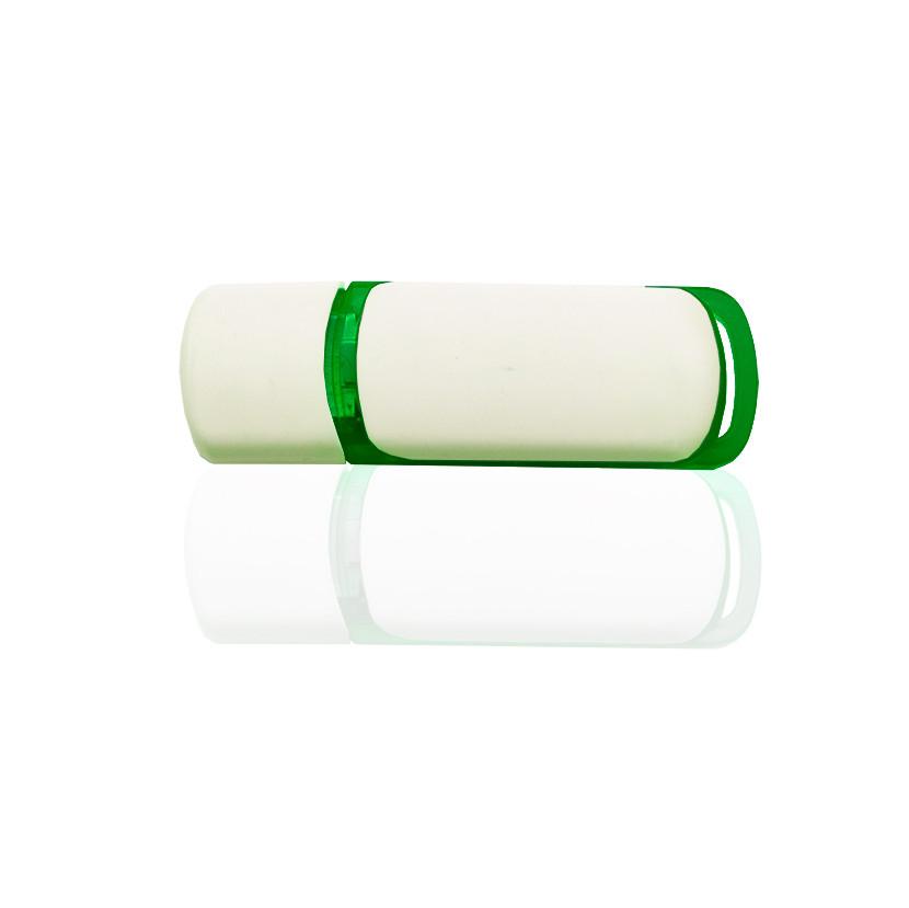 Флешка PL049 (зеленый) с чипом 16 гб