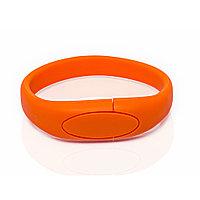 Флешка S002 (оранжевый) с чипом 8 гб