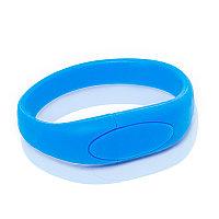 Флешка S002 (голубой) с чипом 32 гб