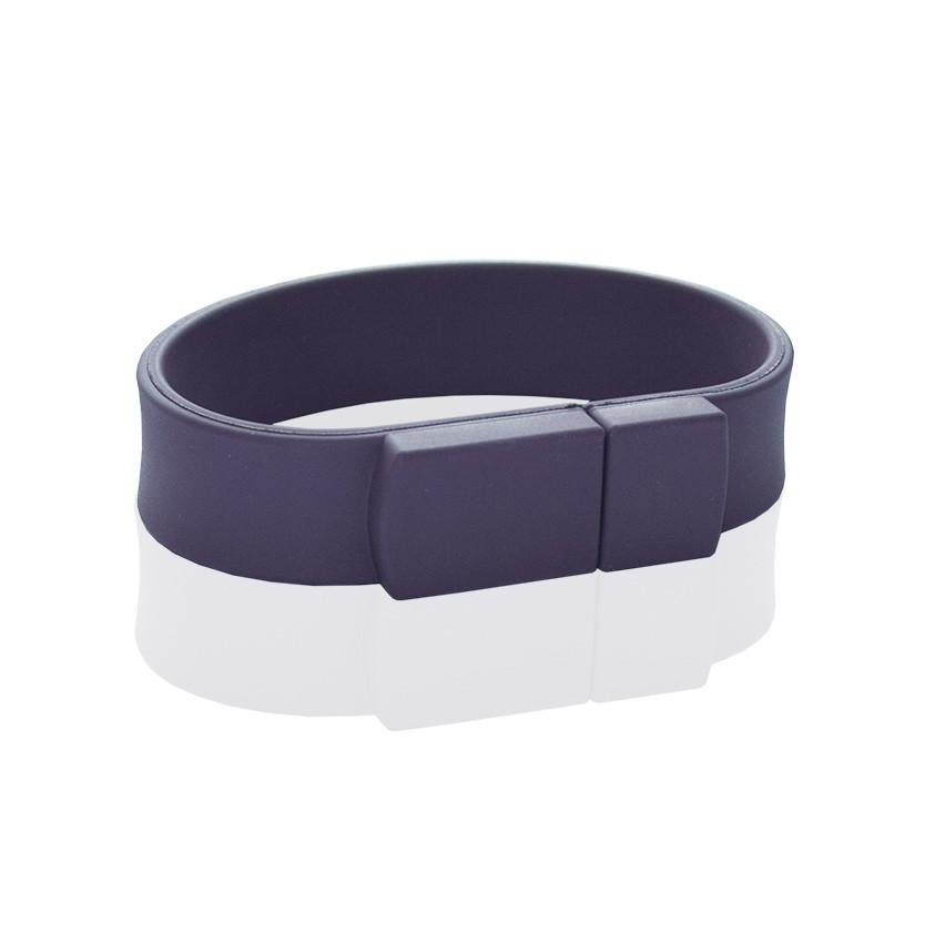 Флешка PVC002 (фиолетовый 5135 c) с чипом 4 гб