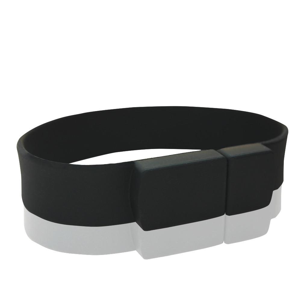 Флешка PVC002 (черный 433 c) с чипом 16 гб