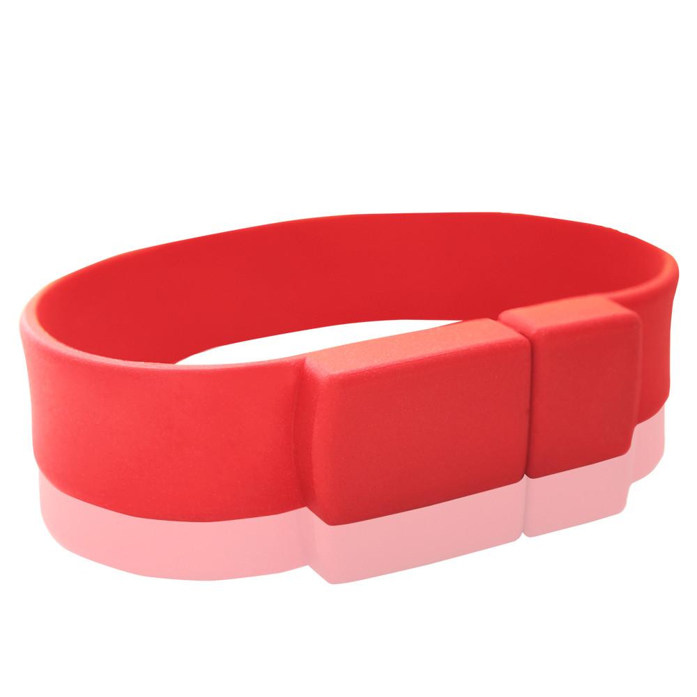 Флешка PVC002 (красный 186 c) с чипом 64 гб