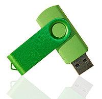 Флешка PVC003 (зеленый) с чипом 64 гб