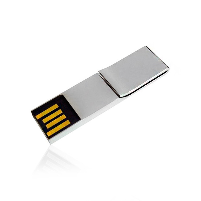 Флешка ME010 (серебро) с чипом 32 гб