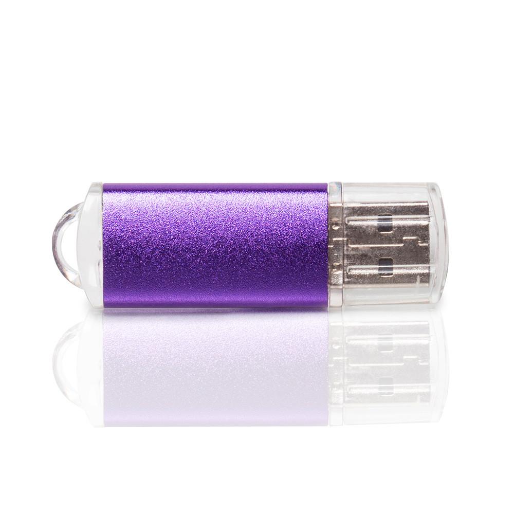 Флешка PM006 (фиолетовый) с чипом 16 гб
