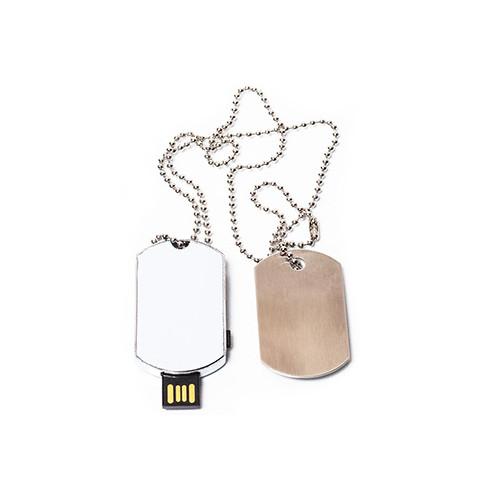 Флешка ME068 (серебро) с чипом 8 гб