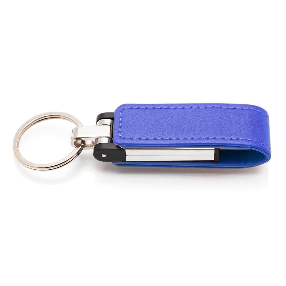 Флешка KJ017 (синий) с чипом 64 гб