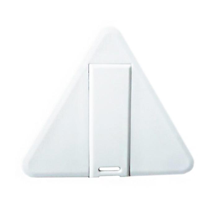 Флешка KR010 (белый) с чипом 4 гб