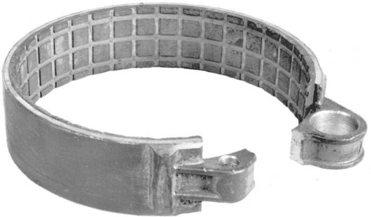 Лента  ВОМ МТЗ-1221 (85-4202100) узкая 34 мм