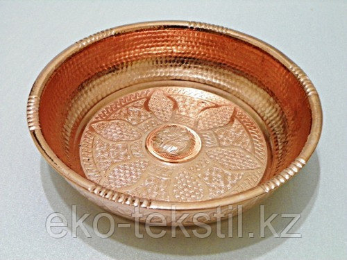 Чаша для   HAMAM медная д 20 см., фото 2