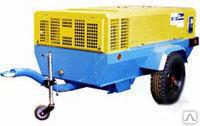 Воздушный компрессор ПКСД - 3,5 (поршневой) - фото 2