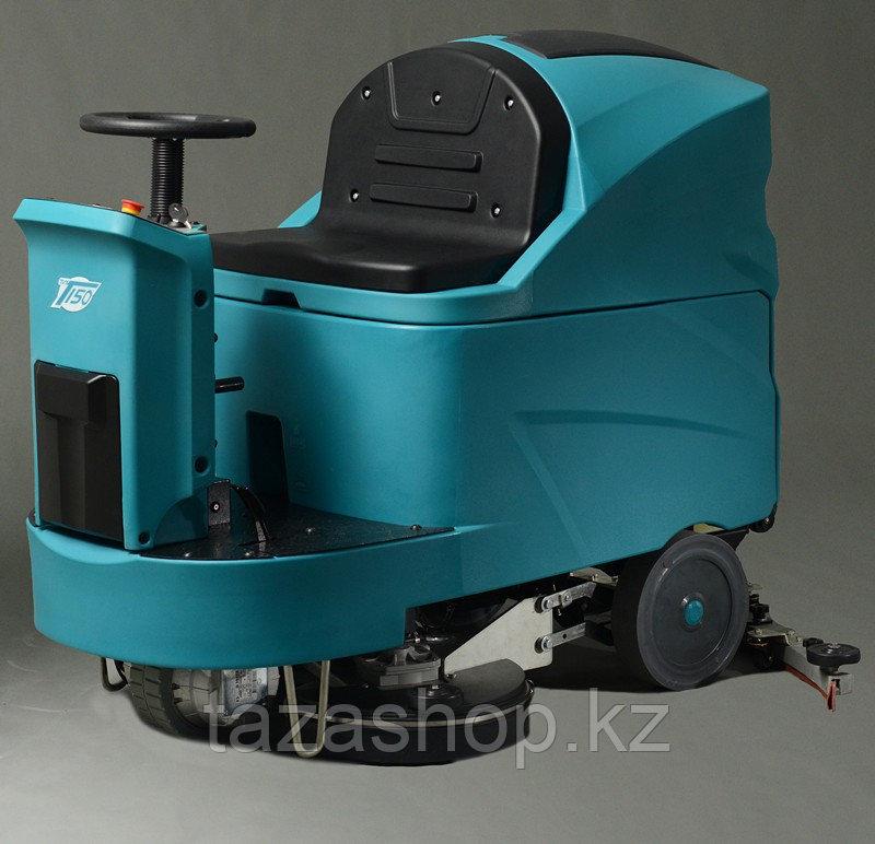 Поломоечная машина с сиденьем оператора TVX T150/100R