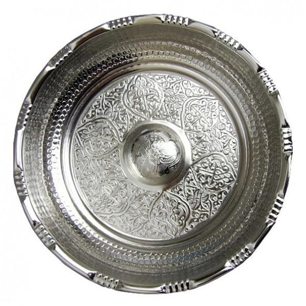 Чаша для HAMAM алюминиевая д. 20 см.