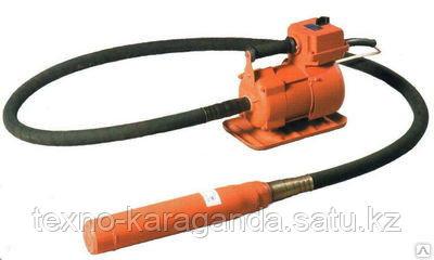 Вибратор глубинный ив 117(42В) электродвигатель - фото 1