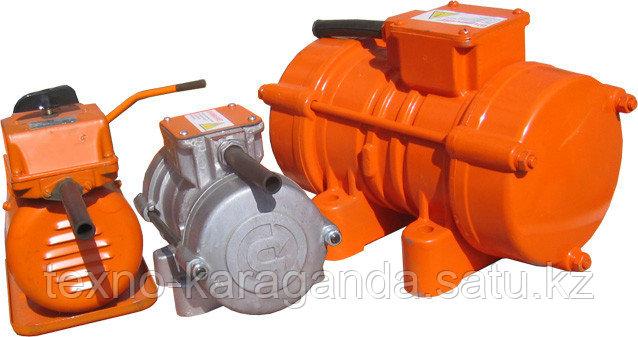 Вибратор глубинный ив 117(42В) электродвигатель - фото 2