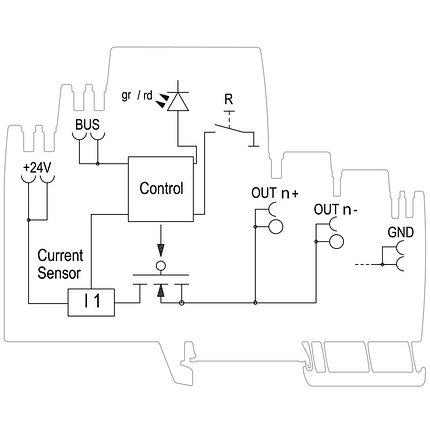 Контроль нагрузки AMG ELM-Q6666, фото 2