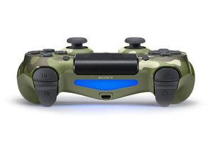 Геймпад SONY Dualshock 4 V2 Green Cammo, фото 3