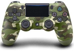 Геймпад SONY Dualshock 4 V2 Green Cammo, фото 2