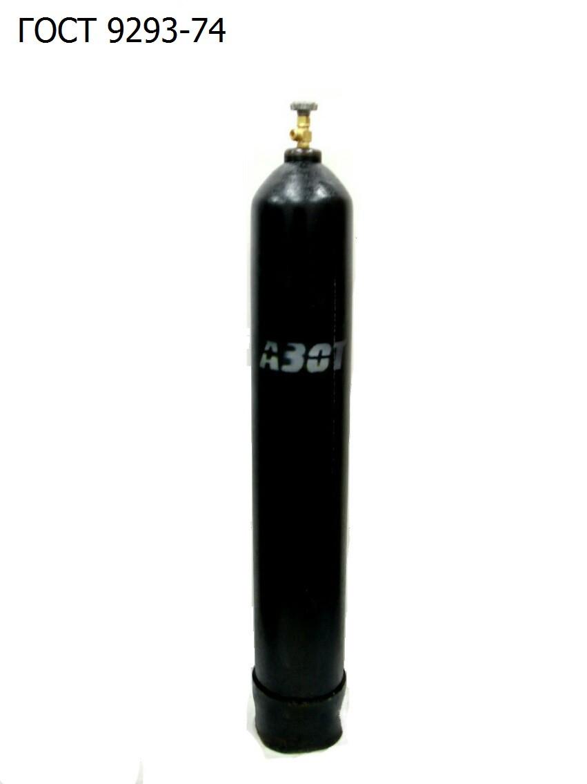 Азот газообразный технический
