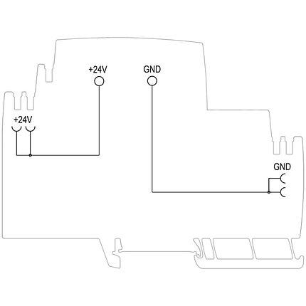 Модуль питания AMG FIM-0, фото 2
