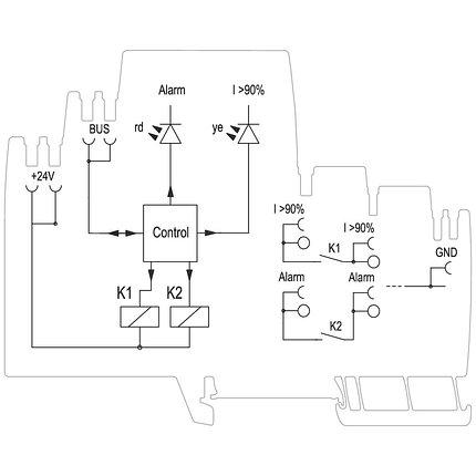 Модуль аварийной сигнализации AMG AM, фото 2