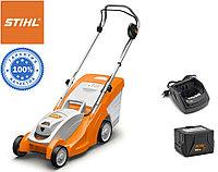 Аккумуляторная газонокосилка STIHL RMA 339.0 SET