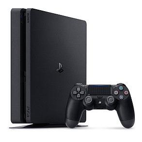 Игровая приставка Sony PlayStation 4 Slim 500 ГБ Black, фото 2