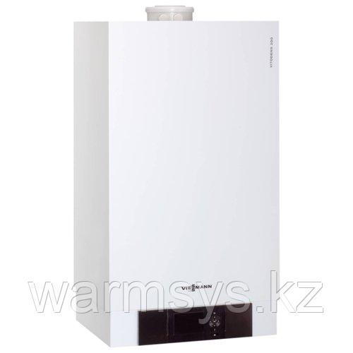 Настенный газовый конденсационный котел VITODENS 200-W. Диапазон мощности от 49 до 150 кВт