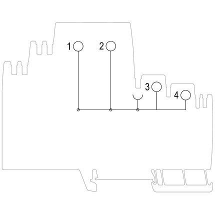 Распределитель потенциала AMG PD, фото 2