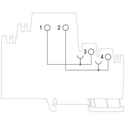 Распределитель потенциала AMG OD EX, фото 2