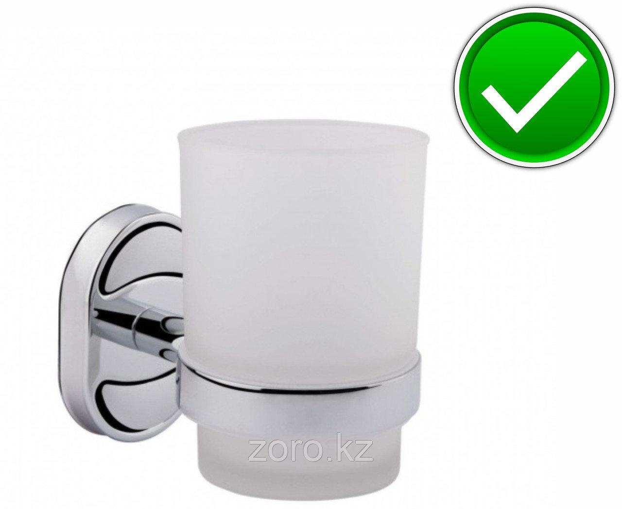 Настенный стакан для зубной пасты, щеток и.т.д