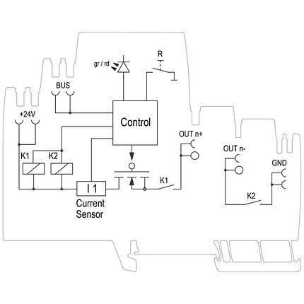 Контроль нагрузки AMG ELM-6D CO, фото 2