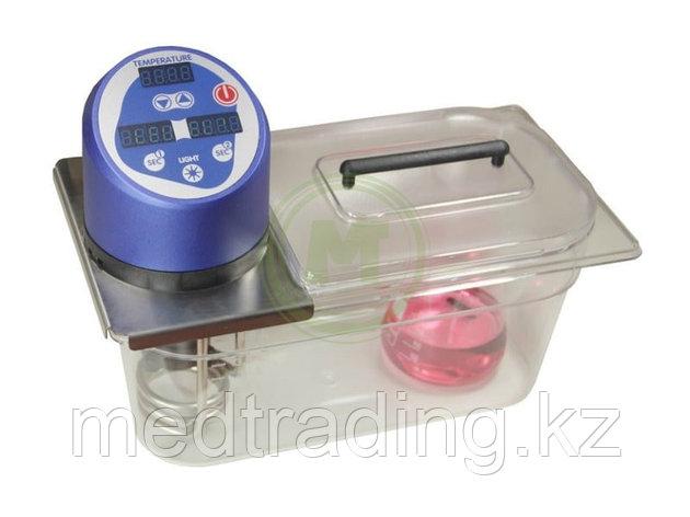 Термостат медицинский водяной ELMI TW-2 (Термобаня водяная объем 4,5 литра), фото 2
