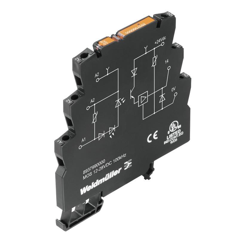Твердотельные реле MOS 12-28VDC 100kHz