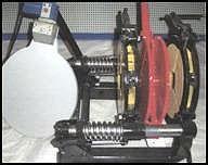 Аренда аппарата для сварки полиэтиленовых труб 63-225