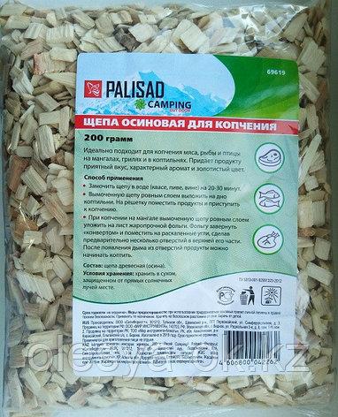 Щепа осиновая для копчения 200 гр. PALISAD Camping, фото 2