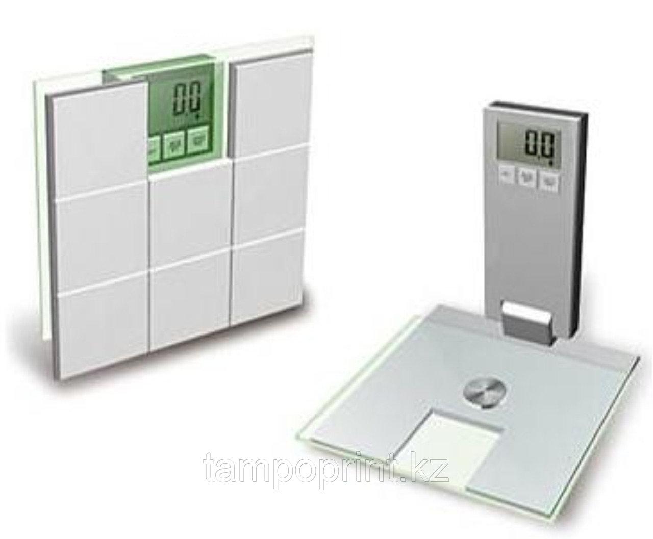 Настенные кухонные весы с часами NEW EM 2867
