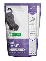 Влажный корм для собак всех пород Nature's Protection with Lamb Sensitive Digestion с ягненком
