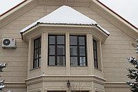 Фасадные панели утепления из пенополистирола