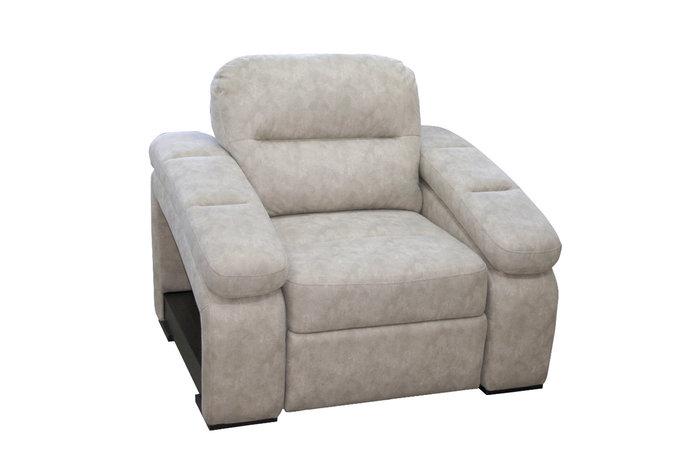 Кресло традиционное Рокси, AllureTaupe, Нижегородмебель и К (Россия)