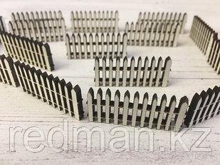 Забор декоративный ( 3х5 см)