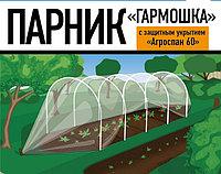 """Парник """"Гармошка"""" 8 метров"""