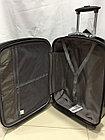 Средний из поликарбоната дорожный чемодан на 4-х колесах Ambassador (амбассадор, оригинал), фото 2
