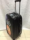 Средний из поликарбоната дорожный чемодан на 4-х колесах Ambassador (амбассадор, оригинал), фото 4