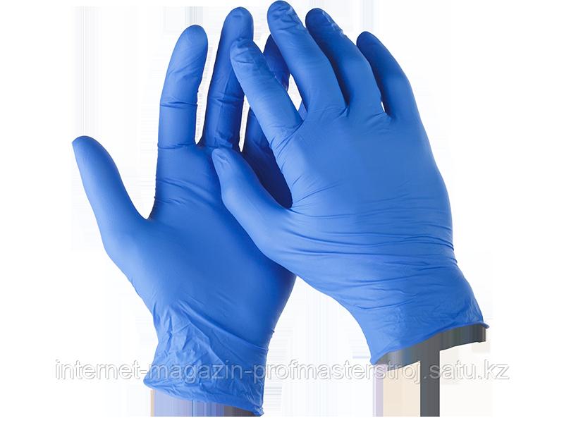 Перчатки нитриловые высокопрочные, размер L, 100 шт в упаковке, PROFESSIONAL, STAYER