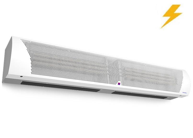 Воздушно-тепловая завеса Тепломаш КЭВ-18П4021E Комфорт (2 метровая; с электрическим нагревателем)