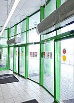 Воздушно-тепловая завеса Тепломаш КЭВ-36П4021E Комфорт (2 метровая; с электрическим нагревателем), фото 3